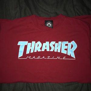 thrasher shirt // new ;)